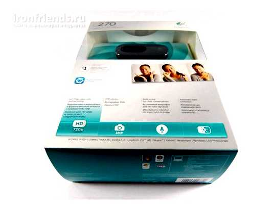 Configuring The Web-Camera Logitech C270