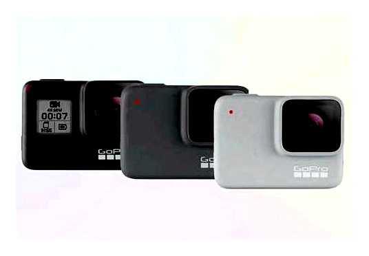 GoPro 6 Vs 7 Comparison