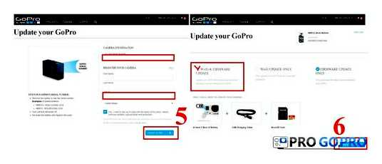 GoPro Hero 3 Firmware Update