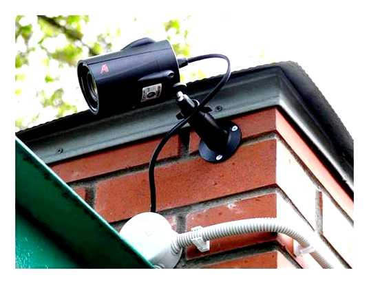 How To Install A Video Camera In The Country