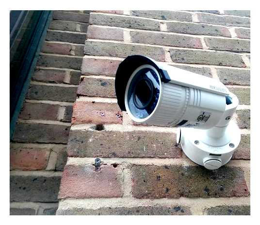 Outdoor Surveillance Cameras For Summer Cottages With An Exit