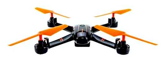 Quadcopter With A Camera What Is It For