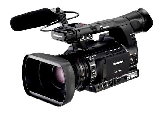 Video Camera For Shooting ClIPs