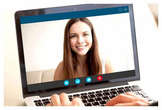 computer, webcam
