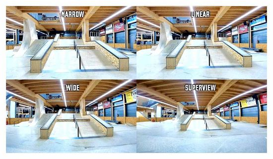 gopro, angle, view