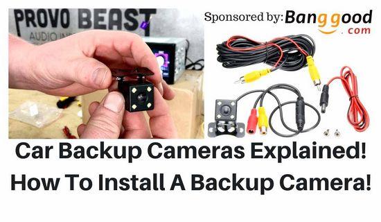 install, rear, view, camera