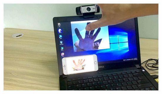 turn, web-camera, laptop