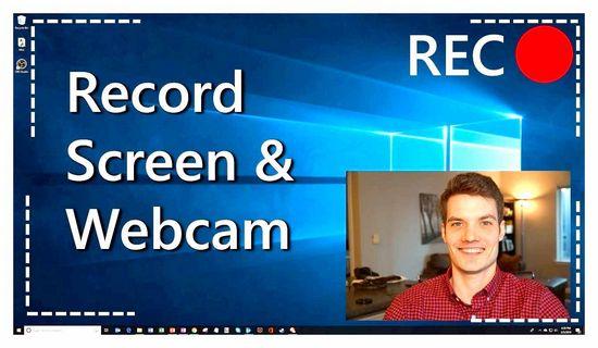 record, yourself, web-camera