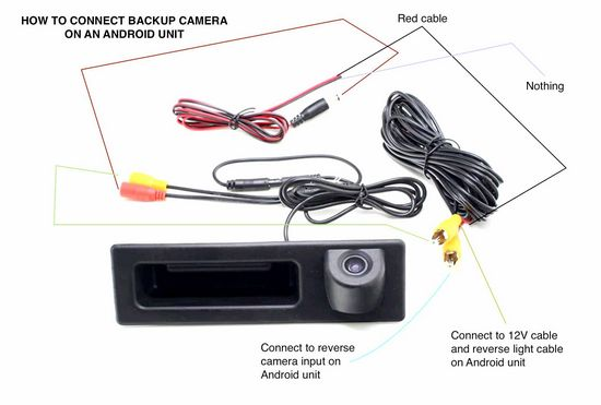 reverse, camera, connection, android