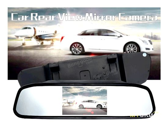 rearview, mirror, camera