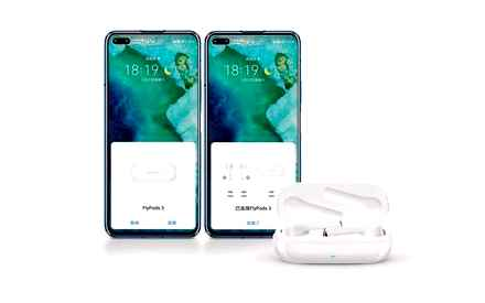 connect, honor, headphones, iphone